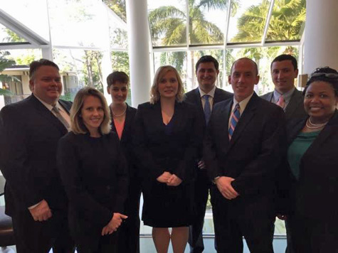 AAJ Student Trial Advocacy Competition Team
