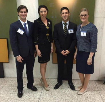 ABA Labor & Employment Mock Trial Competition Team