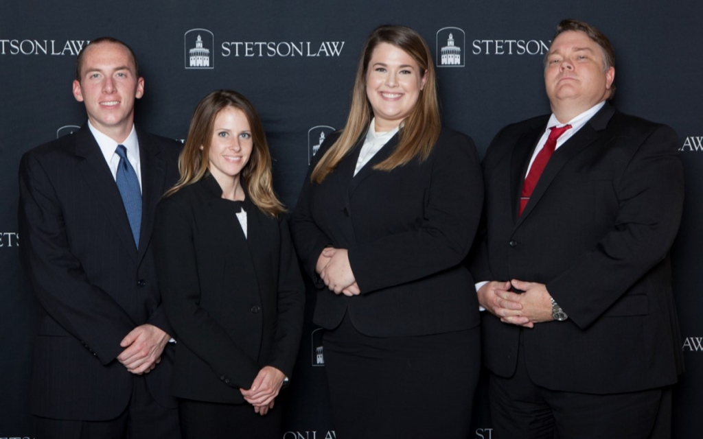 National Pretrial Advocacy Competition Team