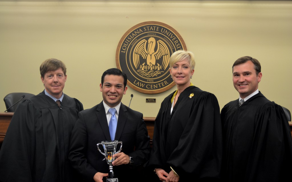 2015 Chancellor's Cup Senior Appellate Challenge