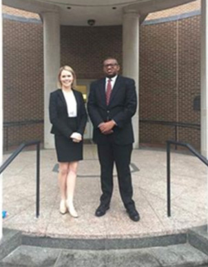 J. Braxton Craven Constitutional Law Moot Court Competition Team