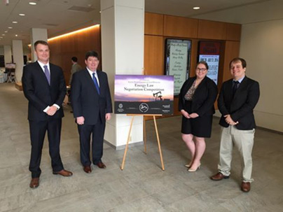 South Texas Energy Negotiation Competition Team