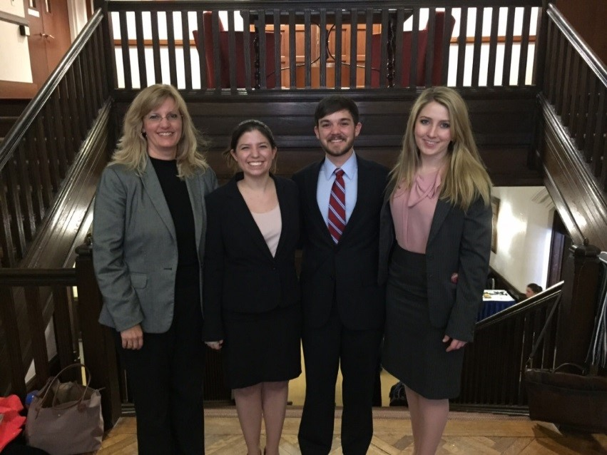 National Environmental Law Moot Court Competition Team