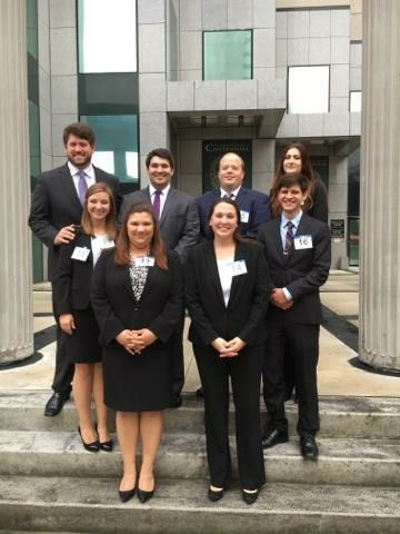 ABA Labor & Employment Trial Advocacy Competition Team