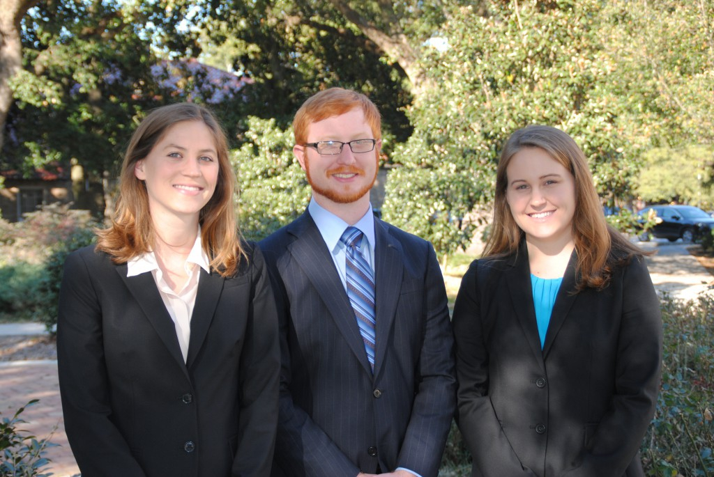 Lefkowitz Trademark Law Moot Court Team