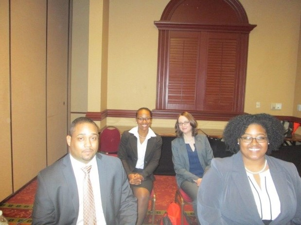 NBLSA Thurgood Marshall Trial Competition Team