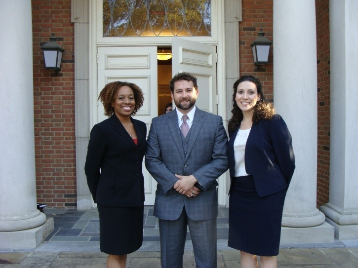 National Moot Court Competition Team