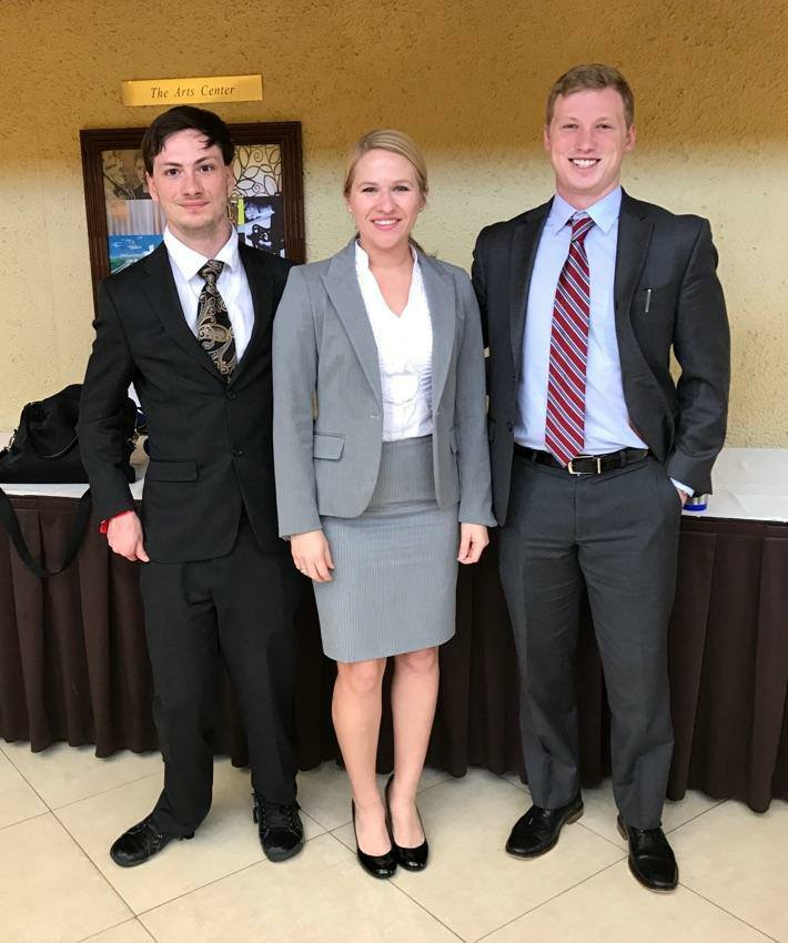 Stutes-Kalinka National Tax Moot Court Competition Team