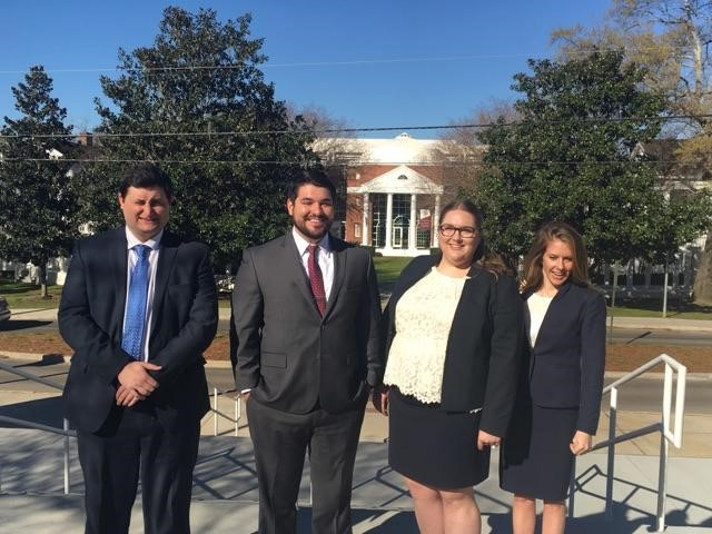 FSU Civil Mock Trial Invitational Competition Team