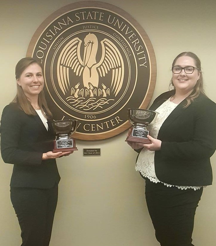 Spring 2017 Ira S. Flory Mock Trial Competition Winners