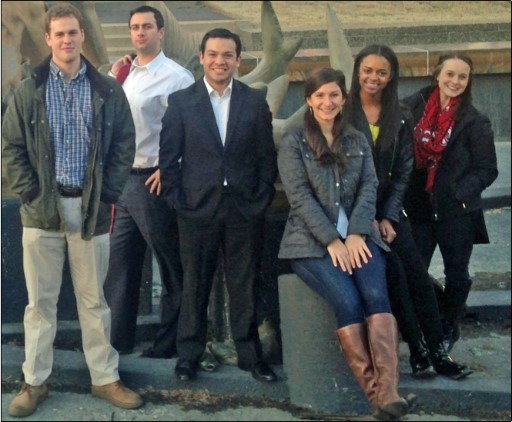 ABA National Appellate Advocacy Competition Team