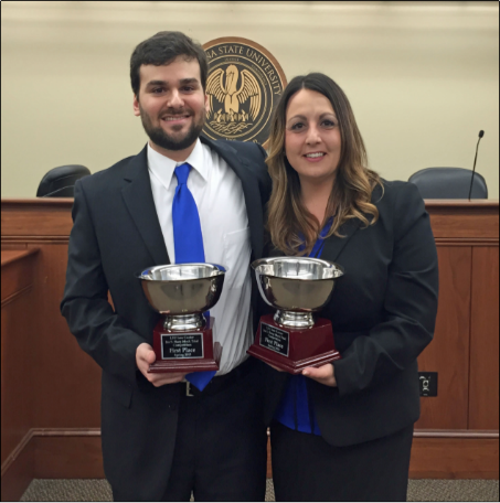 Spring 2015 Flory Trial Competition