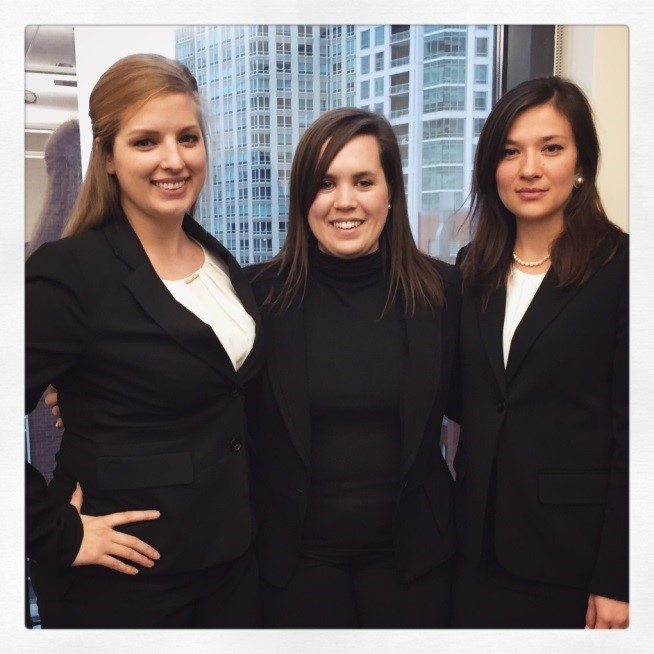 Jessup International Law Moot Court Competition Team