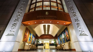 Exterior of the InterContinental New Orleans
