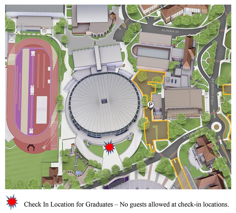 PMAC Map for Check In