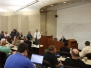 Professor Frank Maraist Teaches Last Class at LSU Law, July 14, 2011