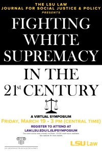 Fighting White Supremacy in the 21st Century