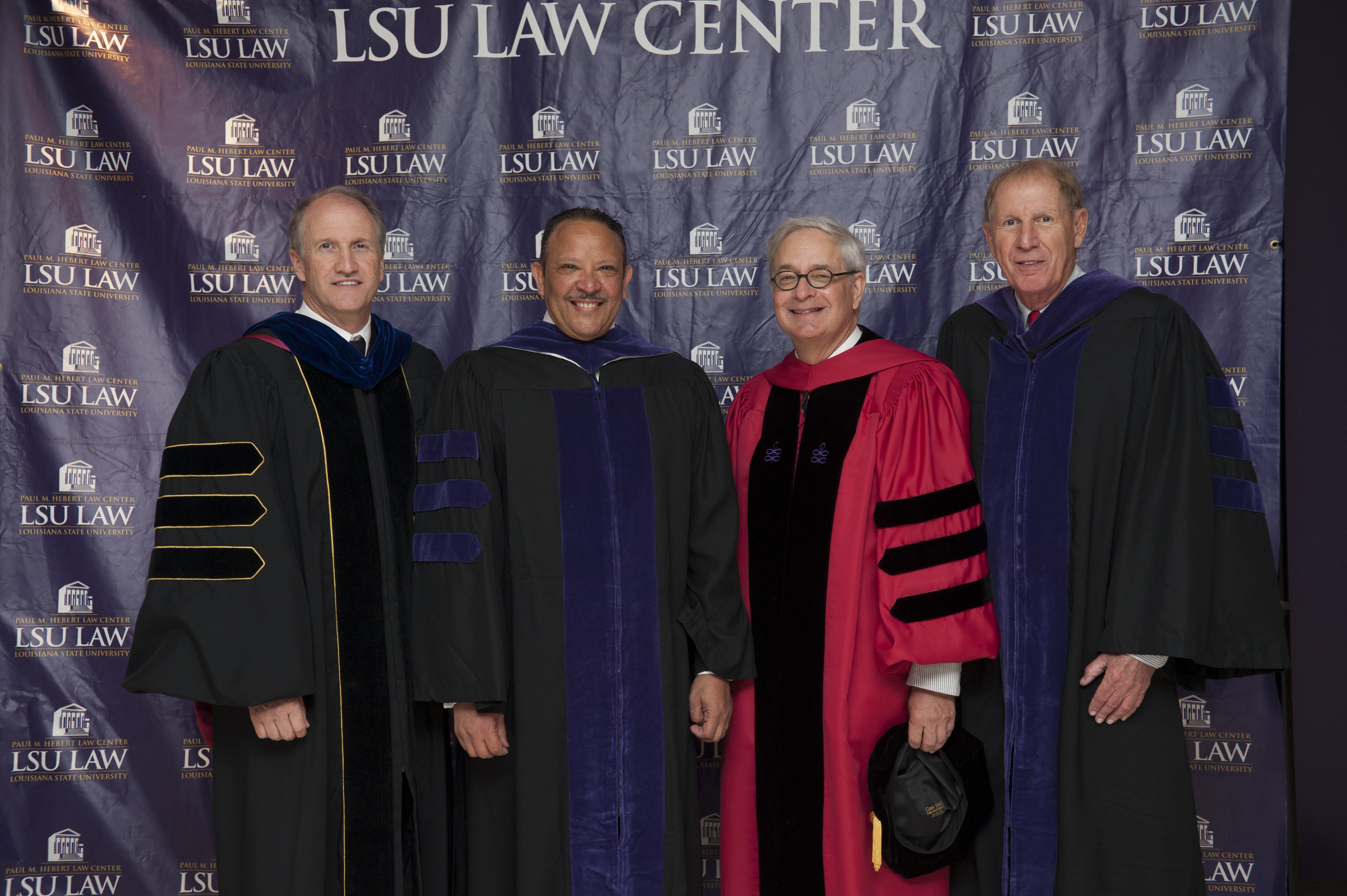 184 Students Receive Degrees At 2015 Lsu Law Center