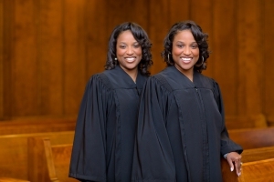 LSU Law alumnae Judge Shera Grant and Judge Shanta Owens both serve on the 10th Judicial Circuit Court in Jefferson County, Alabama.