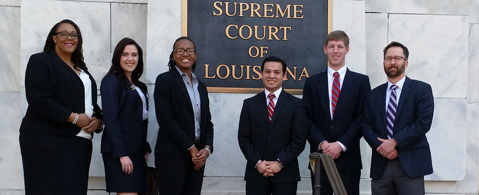 Prepared to Practice: How LSU Readies Its Students for the Courtroom