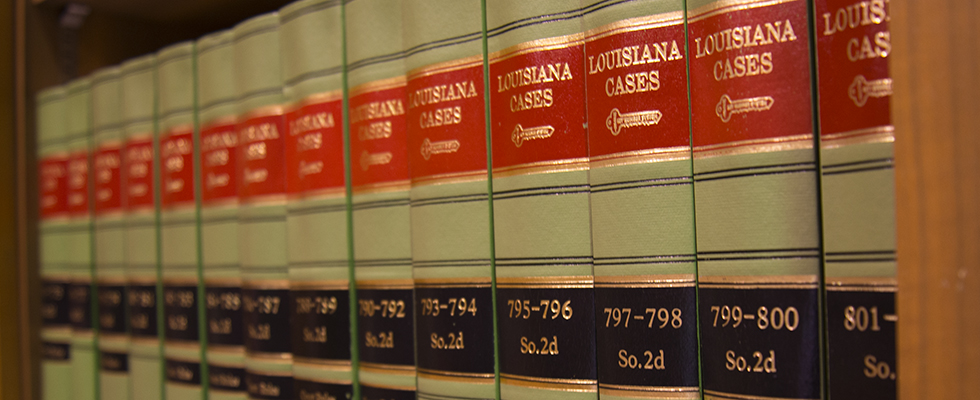 LSU Law Students Achieve State's Highest Passage Rate on July 2016 Bar Exam