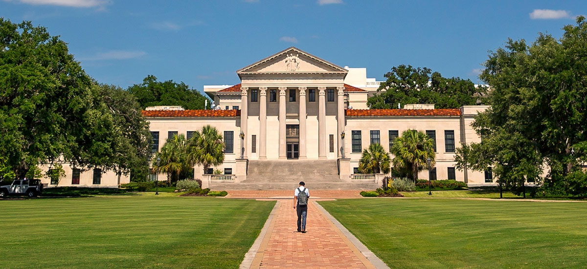 Discover LSU Law